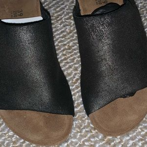 Brand new Birkenstock, Namica Wedge Slide Sandals